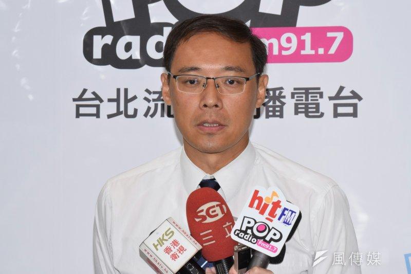 前國民黨發言人楊偉中遭拒入境香港,香江文化交流基金會主席江素惠23日表示,這是北京釋出的警訊。(資料照,陳伯聖攝)
