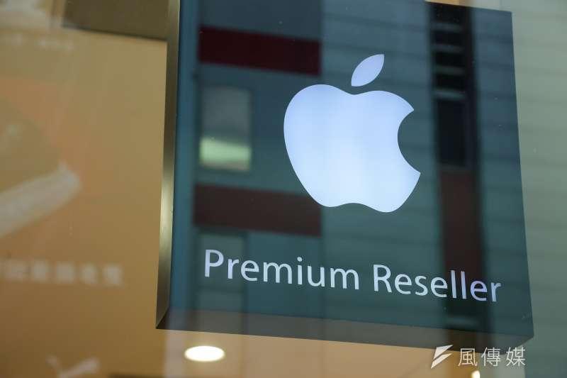 蘋果公司即將發表iPhone 8。(顏麟宇攝)