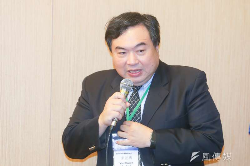 台北醫學大學醫學科技院院長李友專被選為國際醫療資訊協會(IMIA)新任主席(資料照,陳明仁攝)