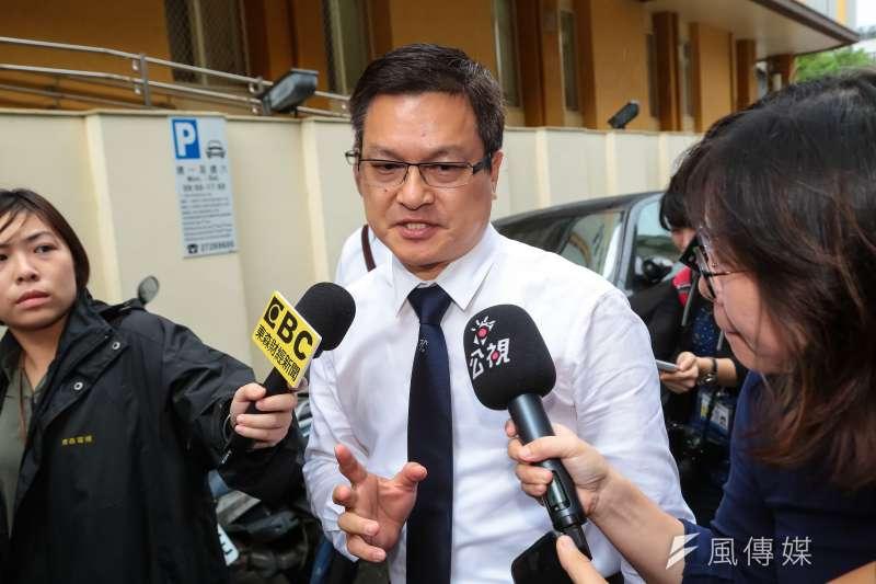 彰化縣長魏明谷要讓農地上的非法工廠就地合法,引發爭議。(資料照/顏麟宇攝)