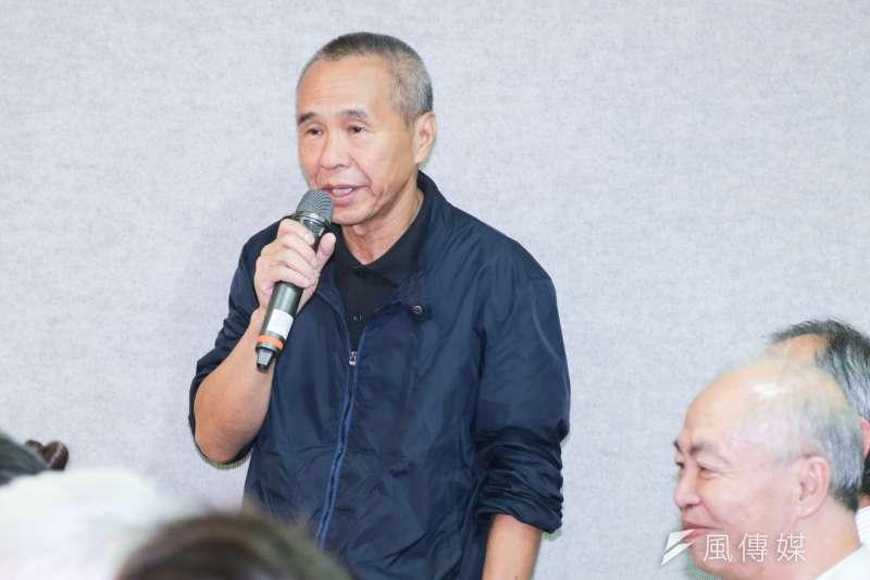 台灣導演侯孝賢(見圖)的電影作品影響多位亞洲影壇大導。(資料照,陳明仁攝)