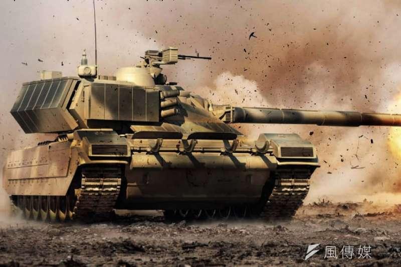 M1A2戰車-取自youtube