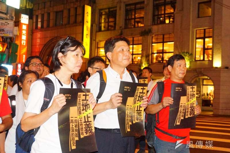 政大教授徐世榮新書發表會。