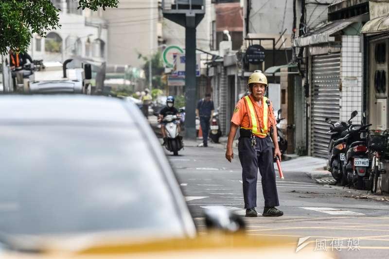 20161022-上祚專題配圖-各種不同職業勞工-工人。(甘岱民攝)