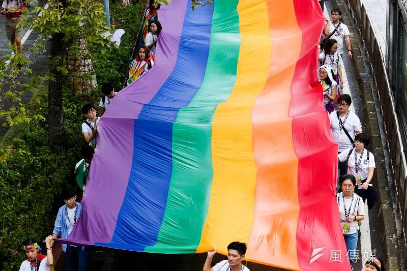 行政院長賴清德3日表示本會期不會處理同性婚姻法案,反同婚團體對此表示支持。(資料照,陳明仁攝)