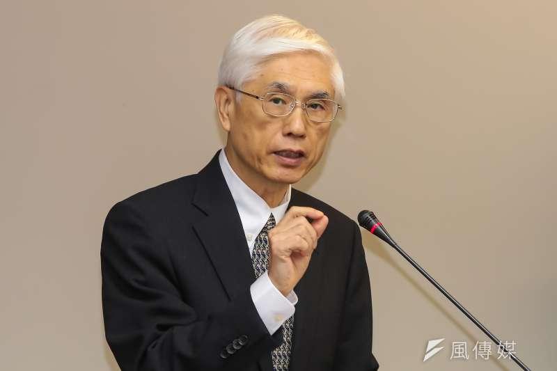 20161102-衛福部長林奏延2日於立院衛環委員會備詢。(顏麟宇攝)