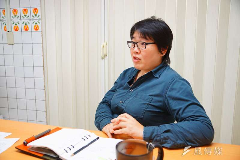 專訪脊髓損傷基金會副執行長洪心平,身心障礙者風數據專題。