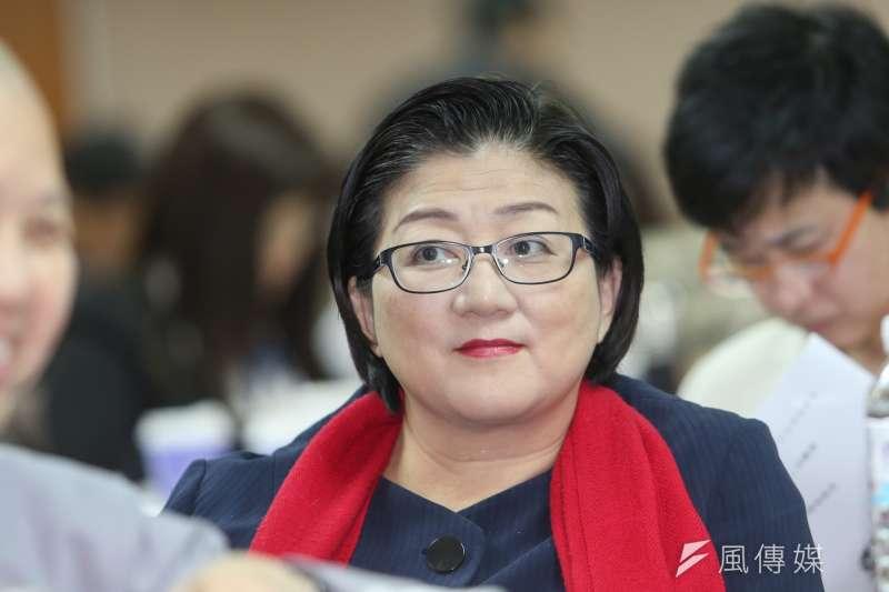 內政部要求撤換負責人,婦聯會改選雷倩當選新主席。(資料照片,陳明仁攝)