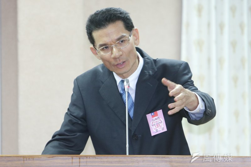 護家盟秘書長張守一今(16)日表示,護家盟將從5大方向反擊同婚政策。(資料照,陳明仁攝)