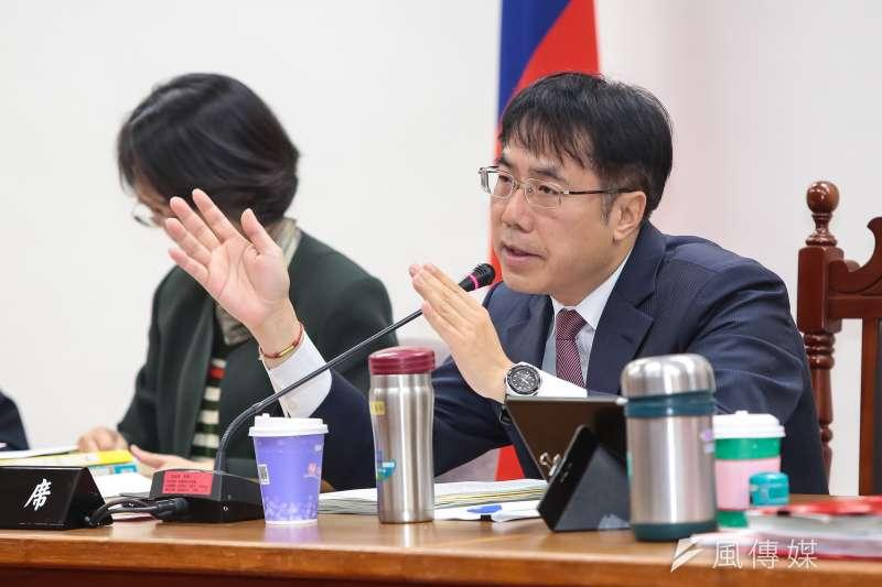 2016-11-28-立法院經濟委員會-電業法-立法委員黃偉哲-顏麟宇攝