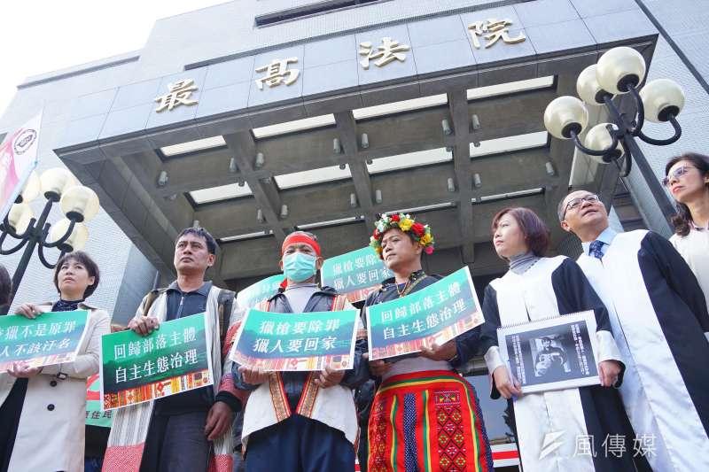 王光祿因以獵槍狩獵遭判3年半徒刑,非常上訴後,最高法院28日首度聲請釋憲。(資料照,盧逸峰攝)