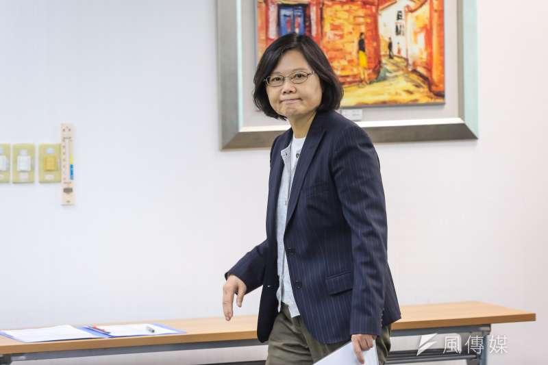 總統蔡英文上任近250日,打不開台灣悶經濟。(資料照片,顏麟宇攝)