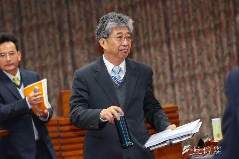 核能研究所所長馬殷邦從2010年1月任職迄今,7月底將卸任交接。(資料照,顏麟宇攝)