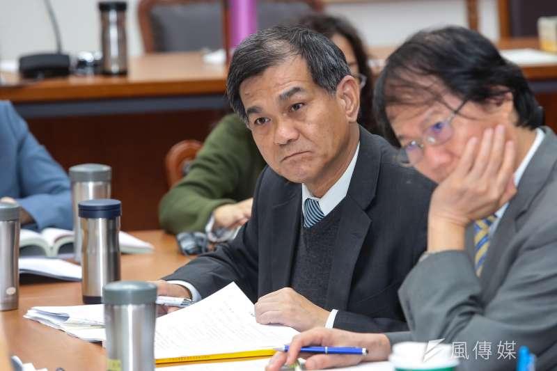 教育部長懸缺一段時日,前科技部長楊弘敦也被視為適合接任人選。(資料照片,顏麟宇攝)