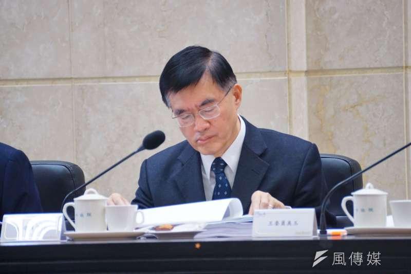 20161223-監察院巡察行政院,監委包宗和出席。(盧逸峰攝)