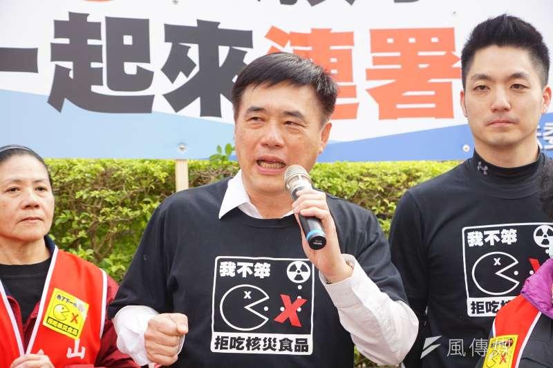 對於上周中常會上,洪秀柱強勢通過多項黨務革新政策,郝龍斌27日表示中常會決議有缺失,不合民主程序,黨中央在法律上站不住腳。(資料照,盧逸峰攝)