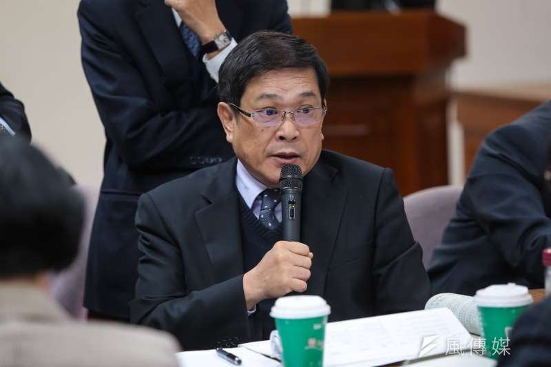 經濟部次長楊偉甫29日宣布,台菲投保協定可望於年底前完成重簽。(資料照,顏麟宇攝)