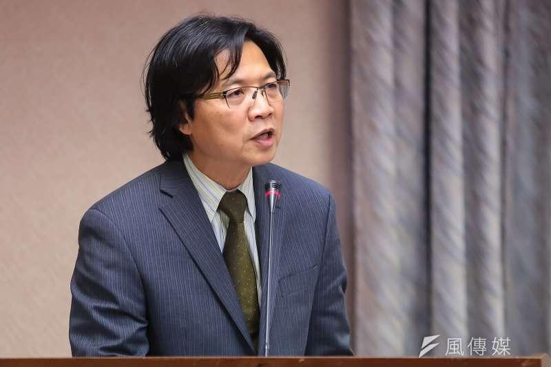 20161229-內政部長葉俊榮29日出席內政委員會備詢。(顏麟宇攝)