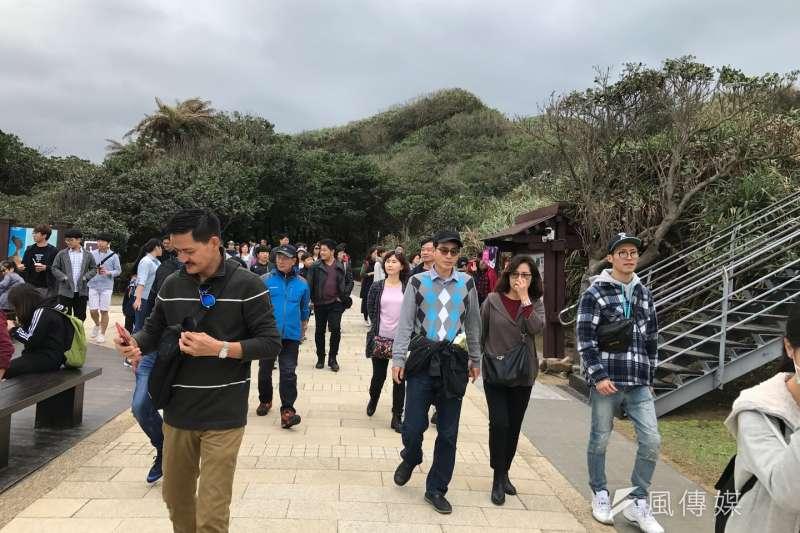 陸客緊縮,恐影響台灣旅宿業生計。(資料照,呂紹煒攝)