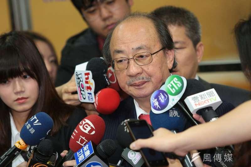 柯建銘表示,政府結合資源,將台灣打造成一個亞太綠能的創新研發場域。(資料照,顏麟宇攝)
