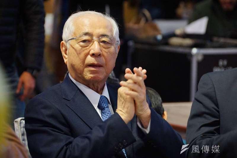 前行政院長賴清德風光訪日,前駐日代表許世楷是重要推手。(資料照片,盧逸峰攝)
