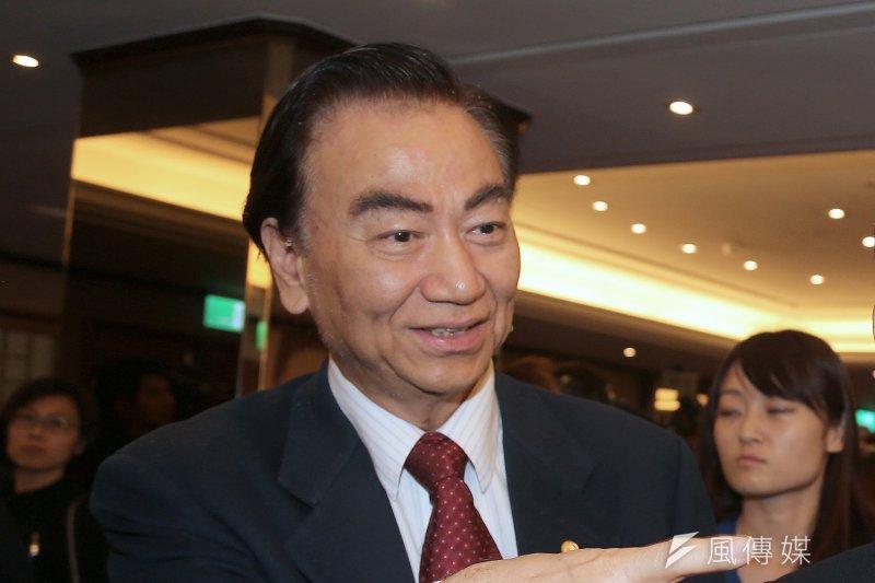 前立委馮滬祥二度聲請再審性侵案,今(14)日高院認為不符再審要件,遭裁定駁回。(資料照,吳逸驊攝)
