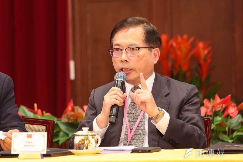 公務人員保障暨培訓委員會主任委員將由前勞動部長郭芳煜接任。(資料照,顏麟宇攝)