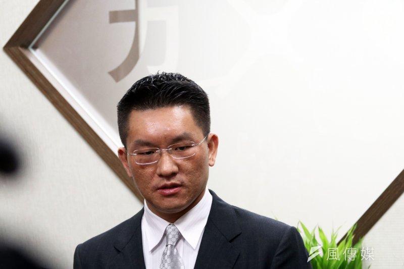 民進黨台北市議員童仲彥遭移送中評會議處。(資料照,蘇仲泓攝)
