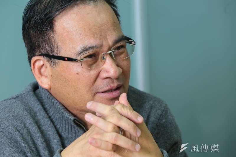 20170207-蘇煥智專訪。(顏麟宇攝)