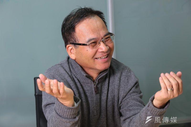 蘇煥智表示有意參選,而且要選就要選最具戰略性的位置。(資料照,顏麟宇攝)