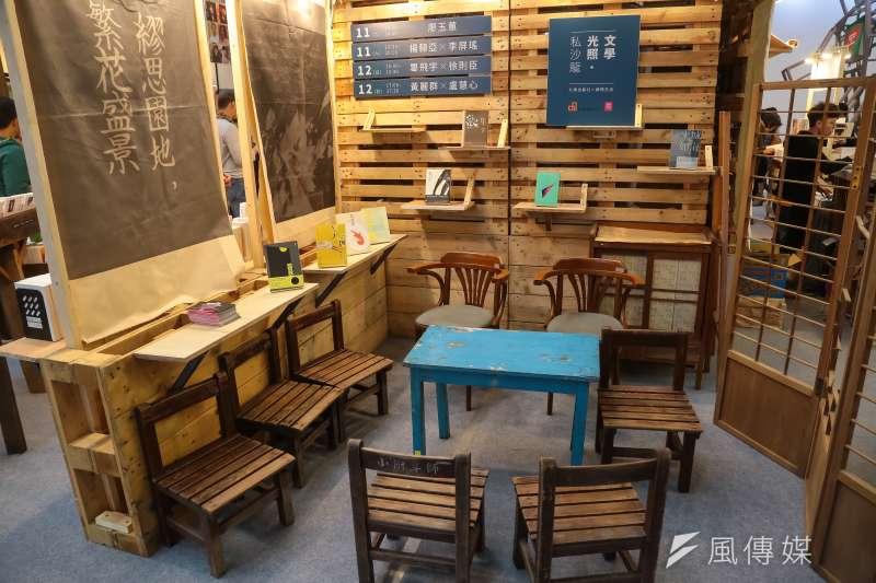 台北國際書展今年舉辦多場專業論壇,探討台灣出版的新困境和新機會、尋找新世代讀者,及互動式出版品的未來想像等。(資料照,顏麟宇攝)