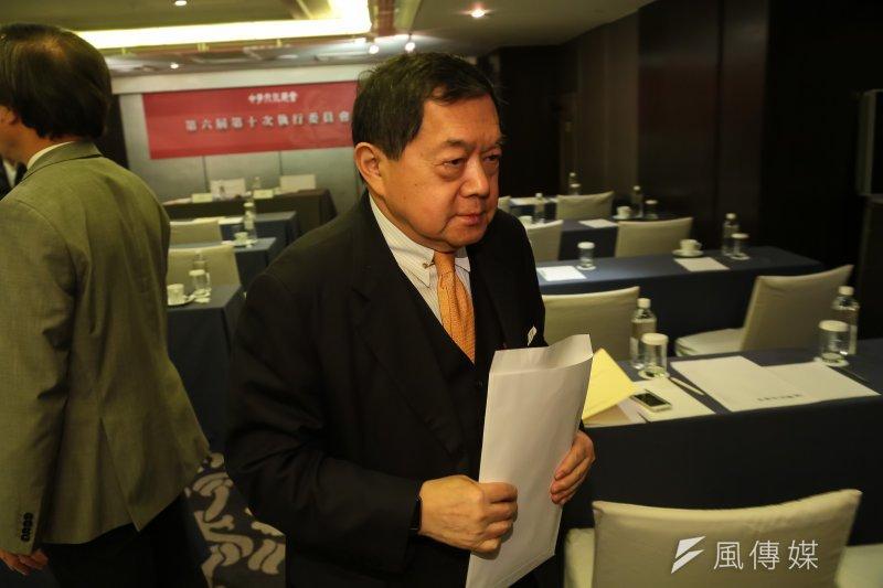 亞泥董事長徐旭東表示,花蓮礦場深挖是為了不擴大範圍,且未來還可以蓄水養魚。並稱亞泥為礦區的環境保護和生態付出許多心力。(資料照,顏麟宇攝)