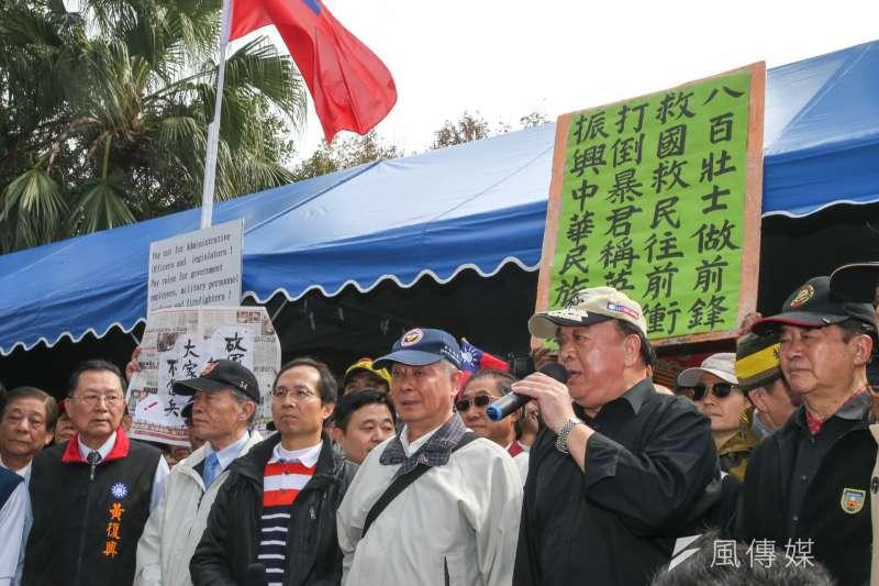 行政院限制退將赴中,退役中將吳斯懷表示,這是將退役將領當成圖騰。(資料照片,陳明仁攝)