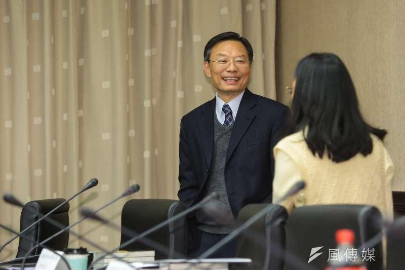 高等法院台中分院檢察署檢察長江惠民,預計於5月8日上任,接任顏大和,成為新任檢察總長。(資料照,顏麟宇攝)