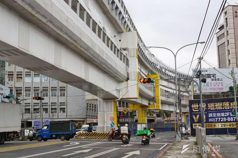 大台北捷運網共有三環六線。(盧逸峰攝)
