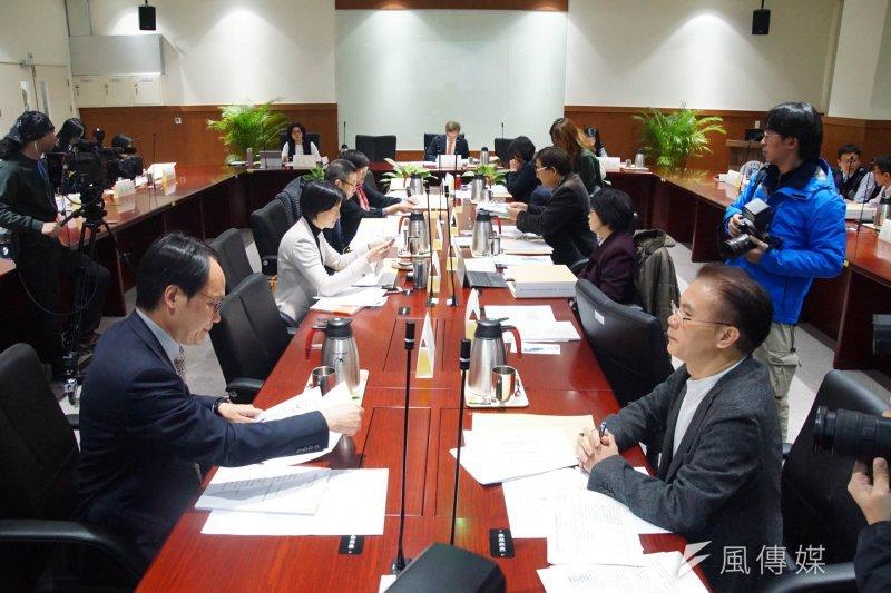 司法改革國是會議分組會議。(資料照/盧逸峰攝)