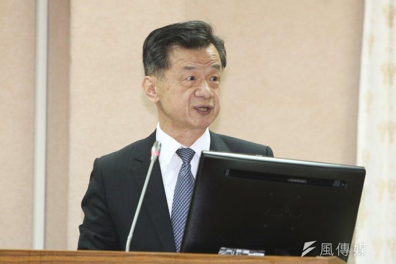 司改會議委員李佳玟投書媒體批評法務部長邱太三很會耍賴,邱太三今發表4點聲明反擊。(資料照,陳明仁攝)