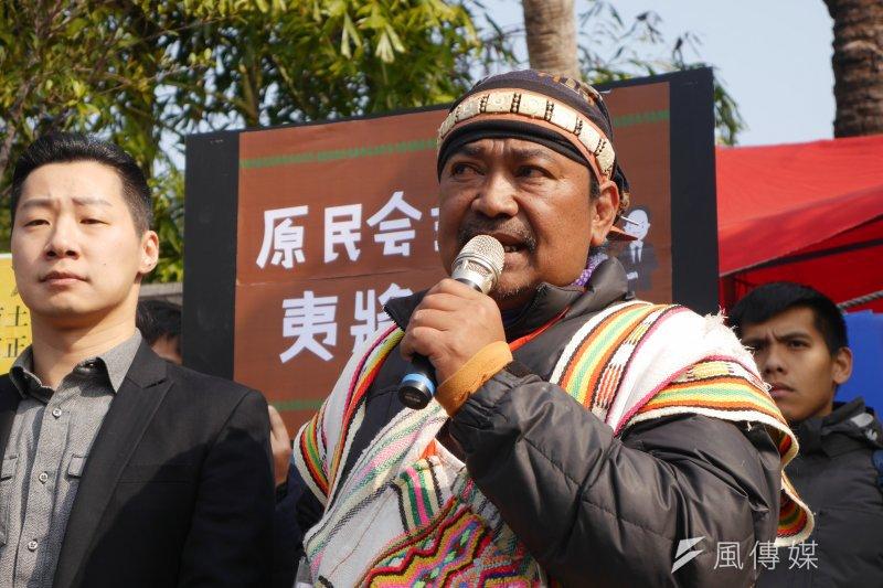 20170303-原住民族傳統領域劃設辦法-那布(洪與成攝)