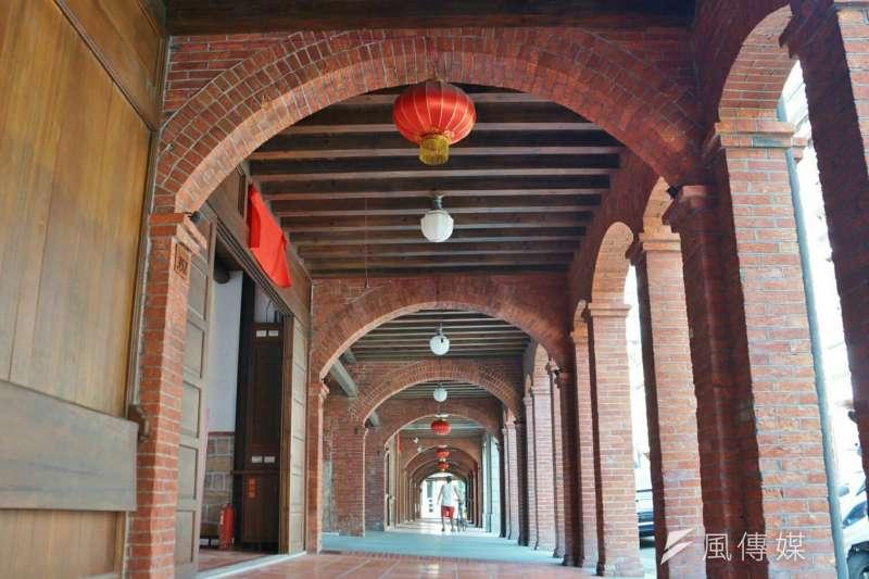 迪化街北街社區營造(盧逸峰攝)