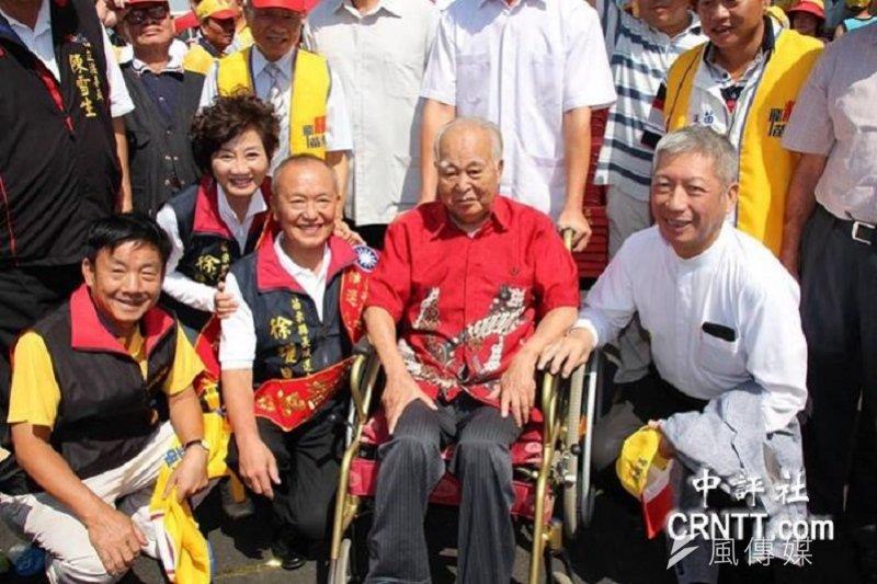 李前副總統元簇8日辭世,呂秀蓮9日也發表聲明悼念,除細數過去曾是李的部屬,更是首位鼓勵她參選立委的人。(資料照,中評社)