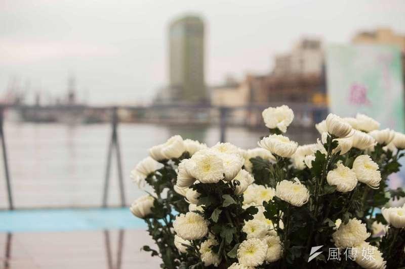 圖為基隆二二八紀念追悼儀式。(基隆市政府提供)