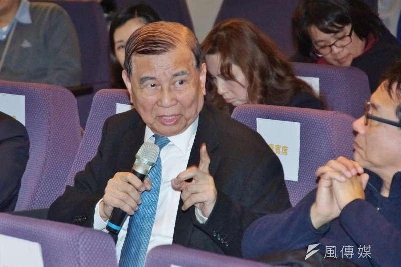 黃茂雄與兒子爭奪東元經營權,請來了擅長財務操作的投資悍將助拳。(資料照,盧逸峰攝)
