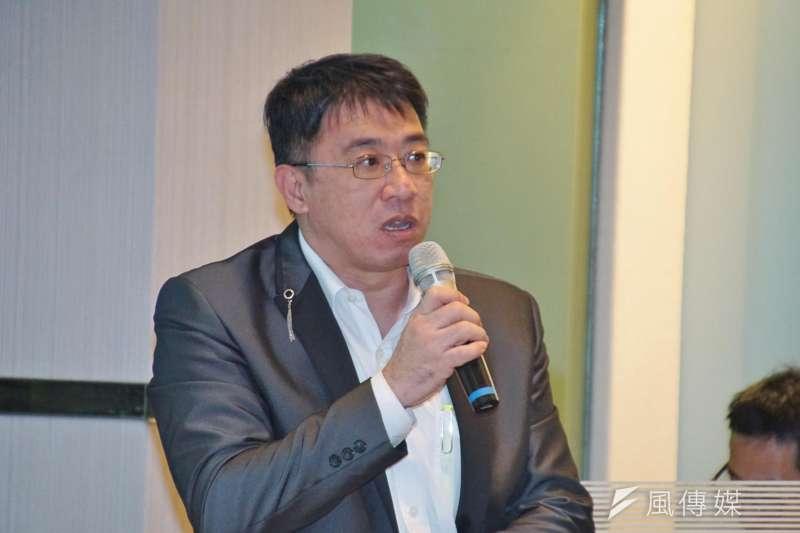20170314-台北市長財政局長陳志銘。(盧逸峰攝)