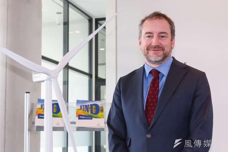 20170314-德國綠能專題,德國不萊梅Bremen,wpd風機製造商Achim Berge Olsem專訪。(顏麟宇攝)