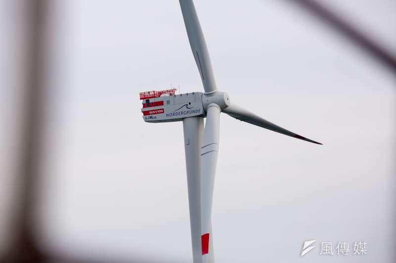 離岸風電競價今天開標,落選業者直言相當震驚,認為出價價格過高,是落選的主因。(資料照,顏麟宇攝)