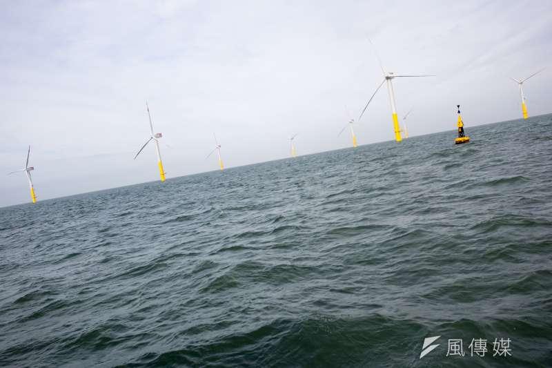 20170314-德國綠能專題,德國不萊梅Bremen,wpd風機製造商離岸風機風場。(顏麟宇攝)