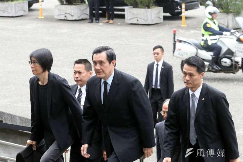 2017-03-15-台泥前董事長辜成允紀念音樂會-馬英九出席-蘇仲泓攝