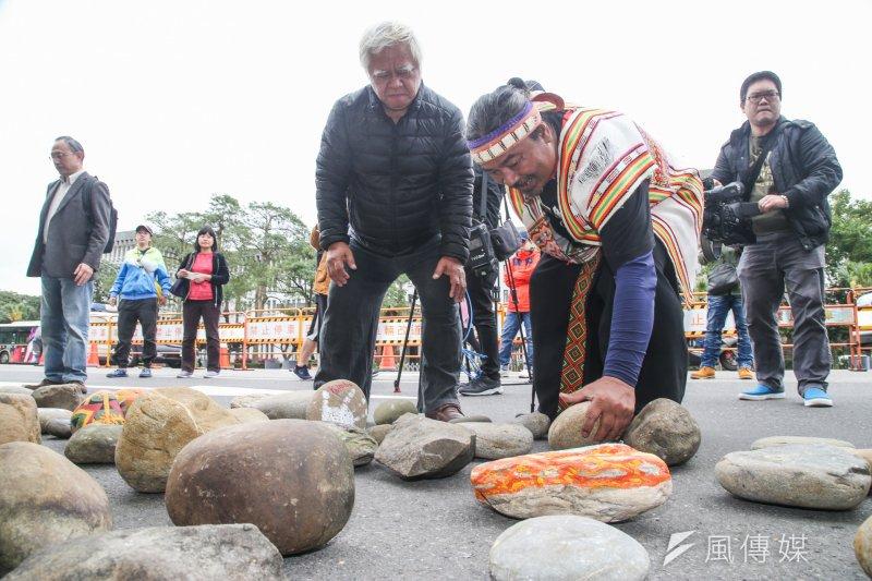 作者認為,原住民所要求的「傳統領域」是一個社區、部落的概念,與私有財並不衝突。(資料照,陳明仁攝)