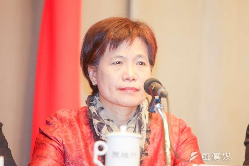 內政部次長林慈玲表示,目前已申報財產的政黨財產,國民黨高居全國政黨第一。(資料照,陳明仁攝)