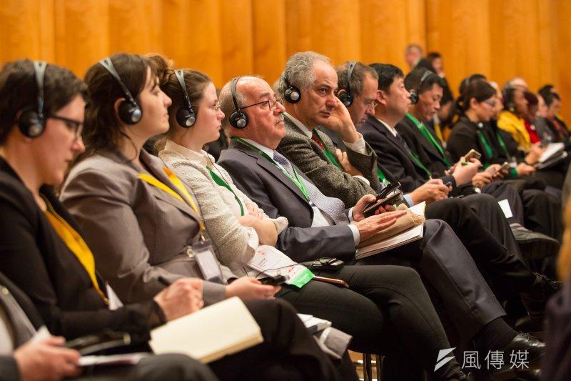 20170320-德國綠能專題,德國柏林,德國聯邦經濟能源部20日於德國外交部舉辦柏林能源轉型論壇。(顏麟宇攝)